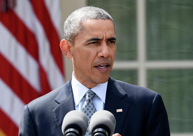 گفتگوی اوباما و رهبران حکومت ملی افغانستان در مورد مبارزه با تروریزم