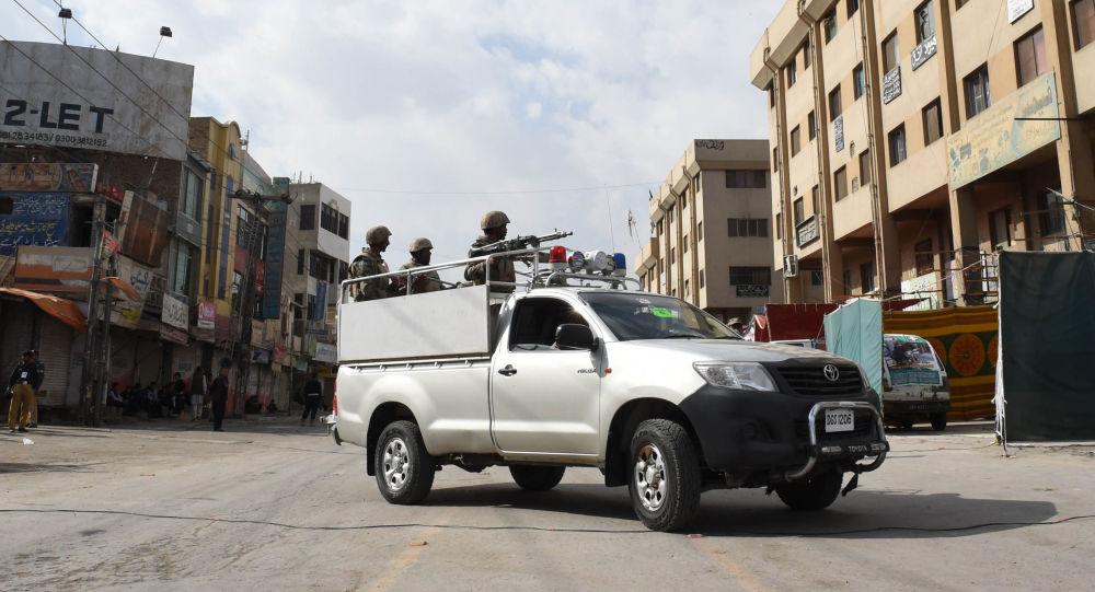 وقوع انفجار در شهر کویته پاکستان