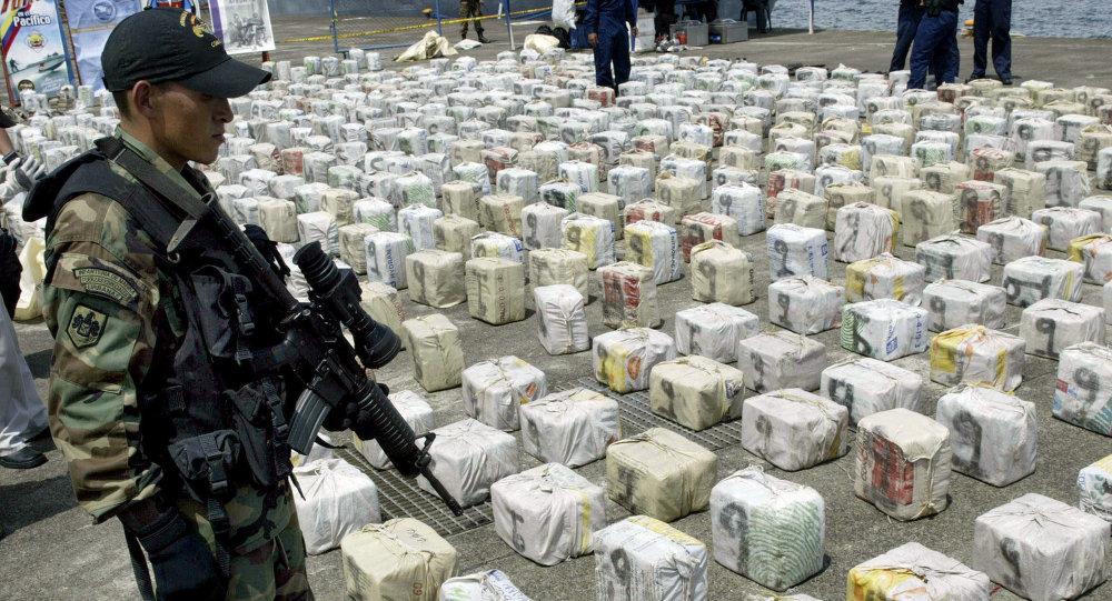 کوکائین به ارزش 136 میلیون دالر در امارات ضبط شد