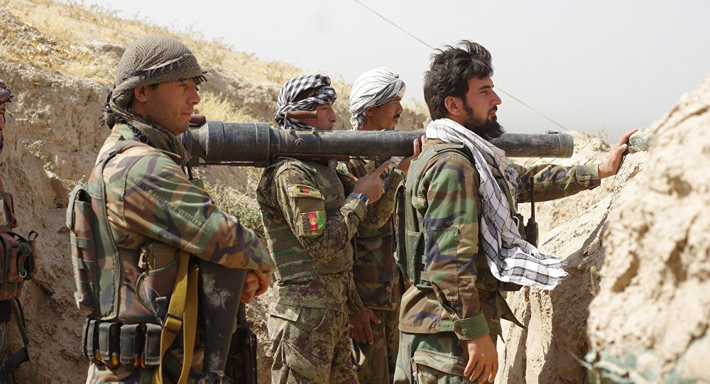 نیروهای ارتش: با خارجی یا بدون خارجی از وطن خود دفاع میکنیم