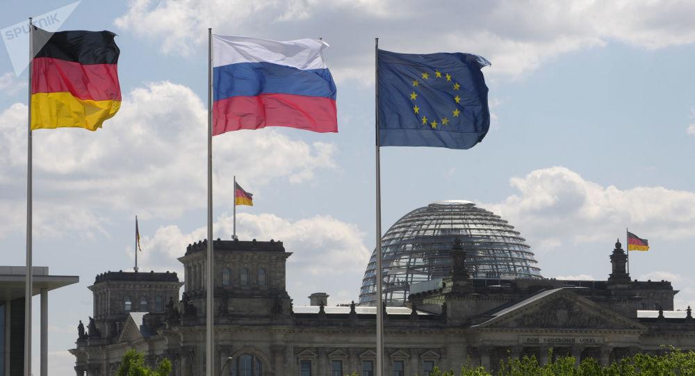 پیدایش پیوند دوستی جدید روسیه و آلمان