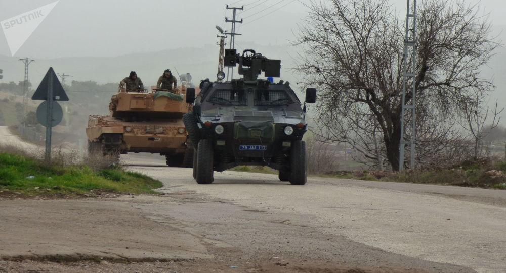 برخورد چندین راکت در نزدیکی پایگاه نظامیان ترکیه در عراق