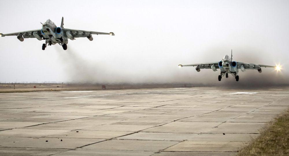 طیارات تهاجمی روسیه