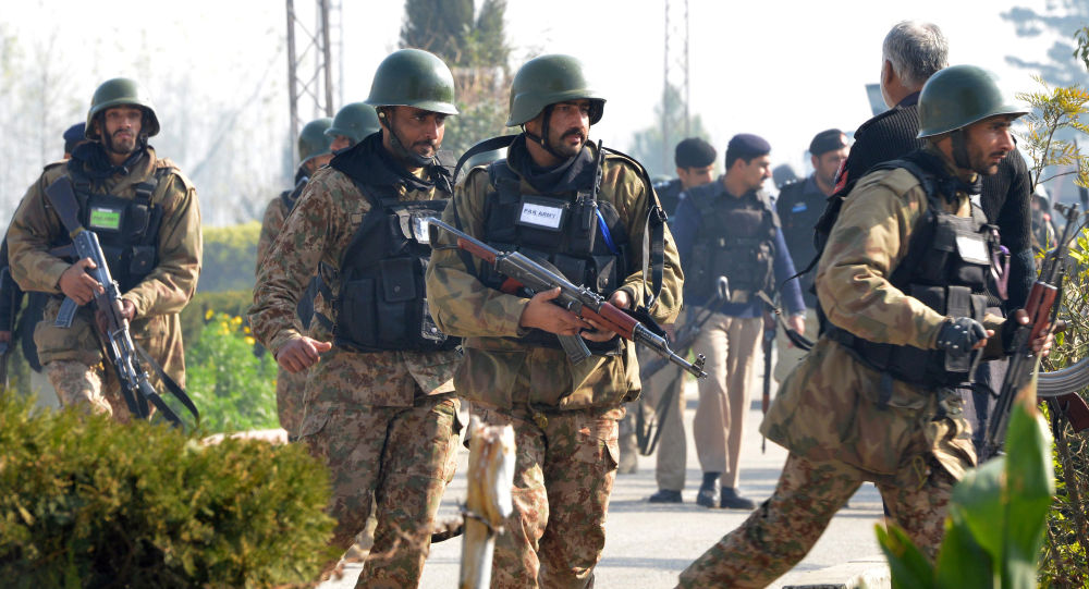 کشته شدن 4 نظامی پاکستان در یک انفجار در ایالت بلوچستان