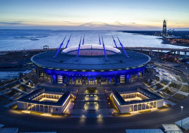 چهار تیم اشتراککننده جام جهانی در سن پترزبورگ مستقر میشوند