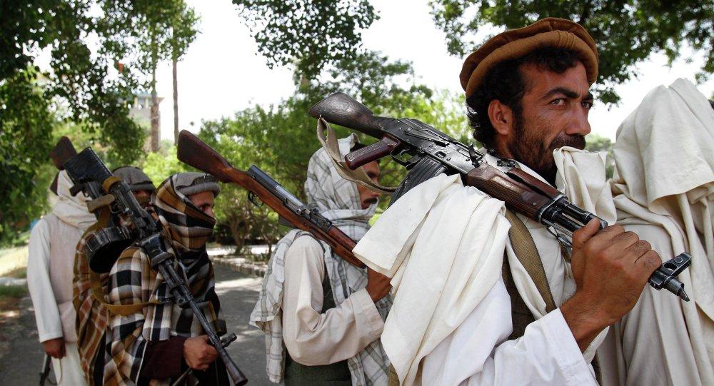 دستگیری یک فرد کلیدی طالبان در سمنگان