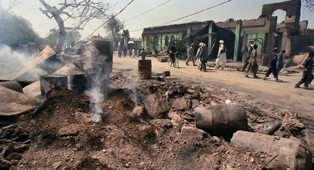 امنیت ملى: طالبان بعد ازامضاى توافق صلح 3712 حمله انجام داده اند