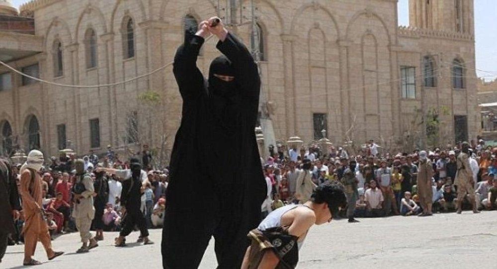 یک داعشی، قاتل 900 جوان عراقی