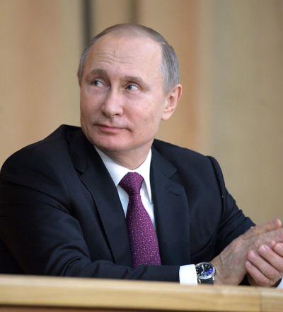 ولادیمیر پوتین: خرس روسی درعرصه جهانی