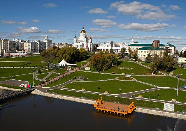 راهنمای گردشگری شهر سارانسک