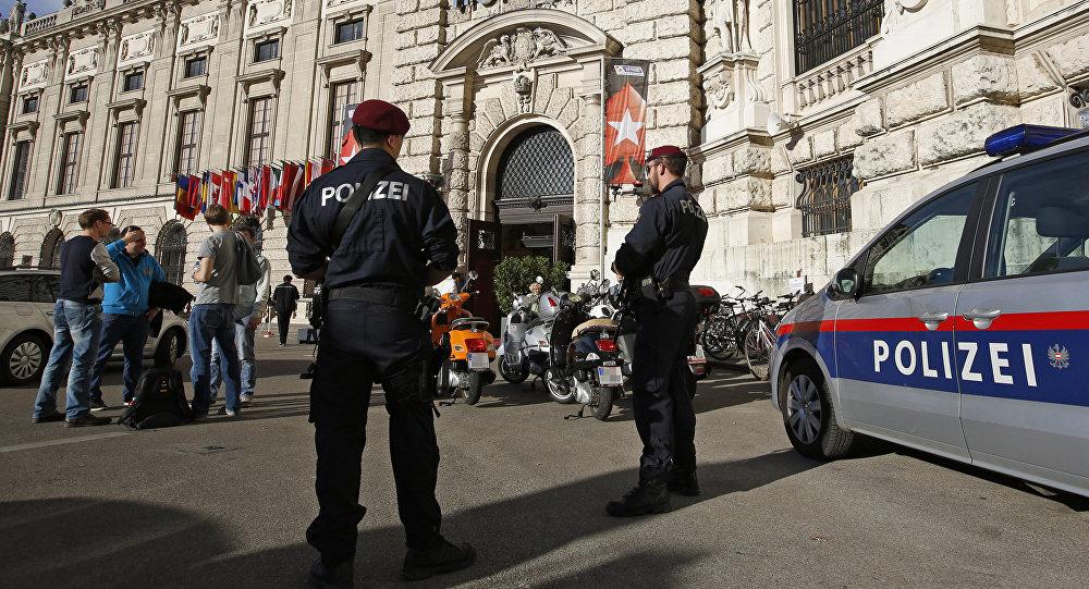 پولیس اتریش