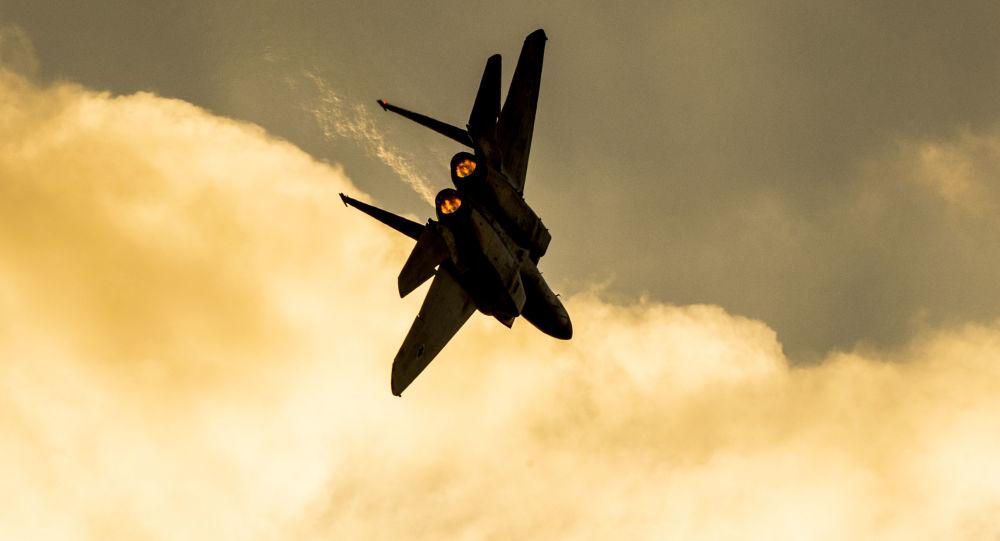 اسرائیل در پاسخ به حمله نوار غزه جنگندۀ خود را هدف قرار داد