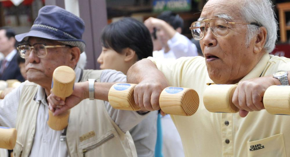 آمار جمعیت سالمندان جاپان رکورد زد