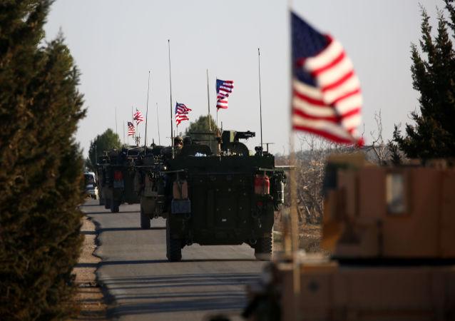 یورش به کاروان لجستیکی ائتلاف امریکا در بغداد و السماوه