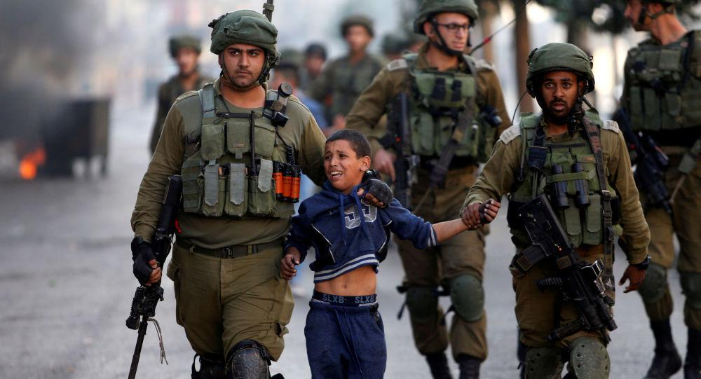 تیراندازی نظامیان اسرائیل به زن فلسطینی
