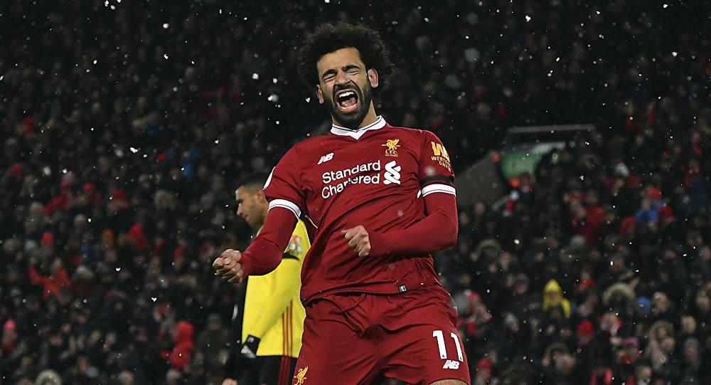 محمد صلاح به عنوان بهترین فوتبالیست لیگ برتر انگلیس انتخاب شد