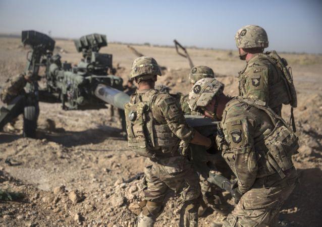 آمریکا: از نیروهای افغان در برابر حملات طالبان دفاع میکنیم
