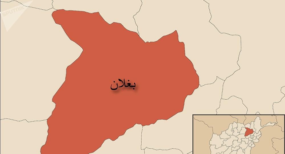 بازداشت ولسوال و مسئول نظامی نامنهاد طالبان برای ولسوالی صبری خوست در بغلان
