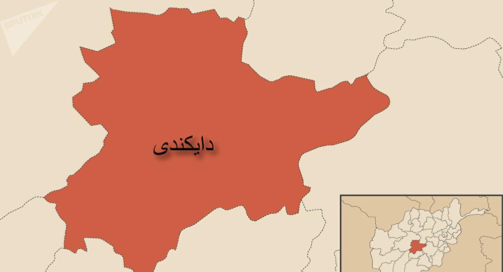 طالبان 2 پاسگاه نیروهای امنیتی افغانستان در دایکندی تصرف کردند