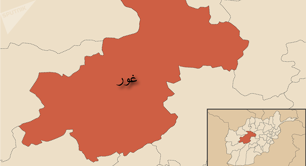 ولسوالی تولک غور به دست طالبان افتاد