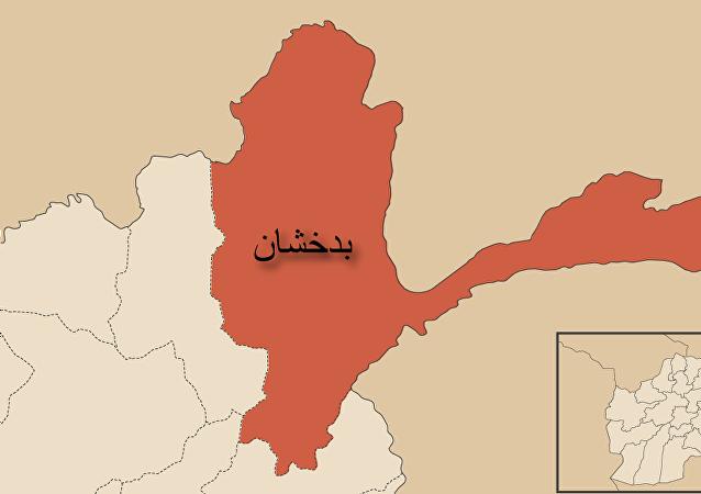 پاکسازی مرکز ولسوالی یفتل پایین بدخشان از وجود جنگجویان طالبان