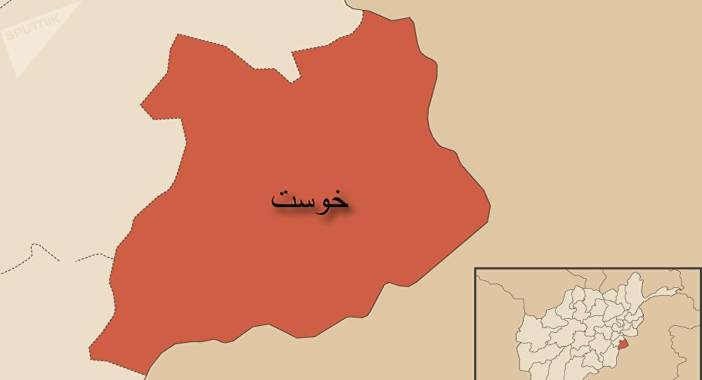 دستگیری 5 عضو داعش در ولایت خوست به اتهام طراحی حملات تروریستی