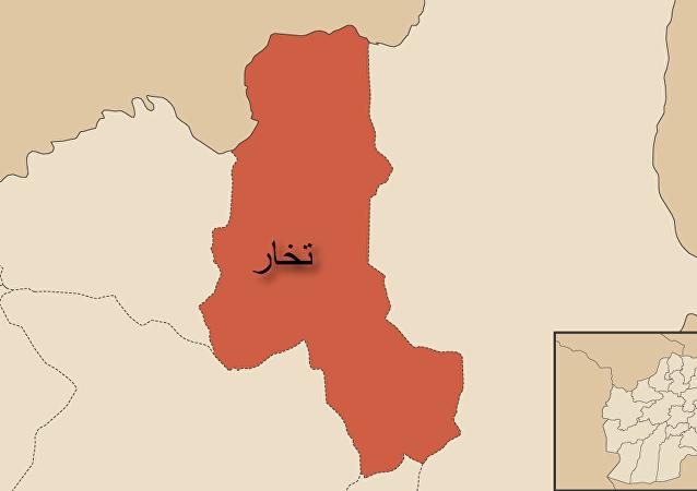 کشته شدن مسئول قطعه سرخ طالبان در تخار
