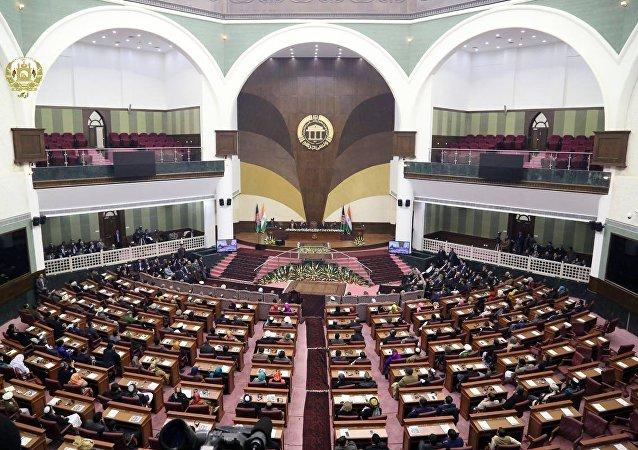جلسه شورای فوق العاده شورای ملی به دستور اشرف غنی