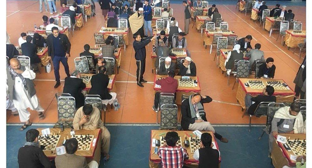 مسیر رو به گسترش شطرنج در افغانستان