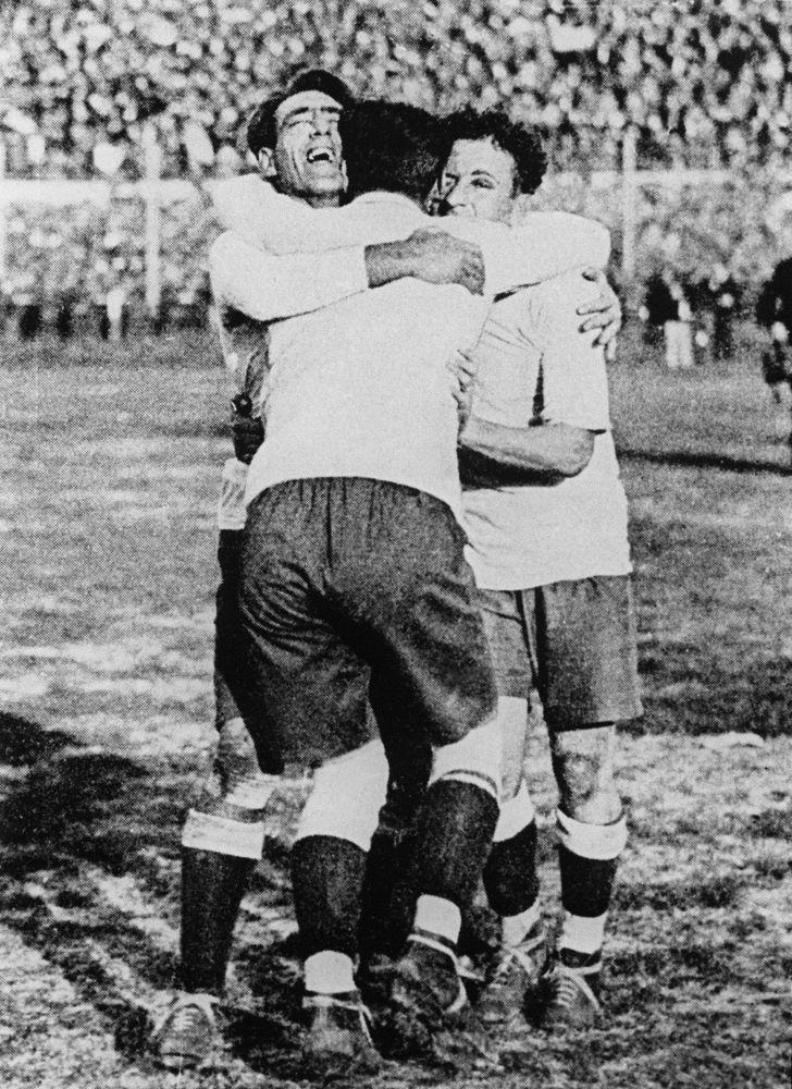 اروگوای – برنده جام جهانی ۱۹۳۰
