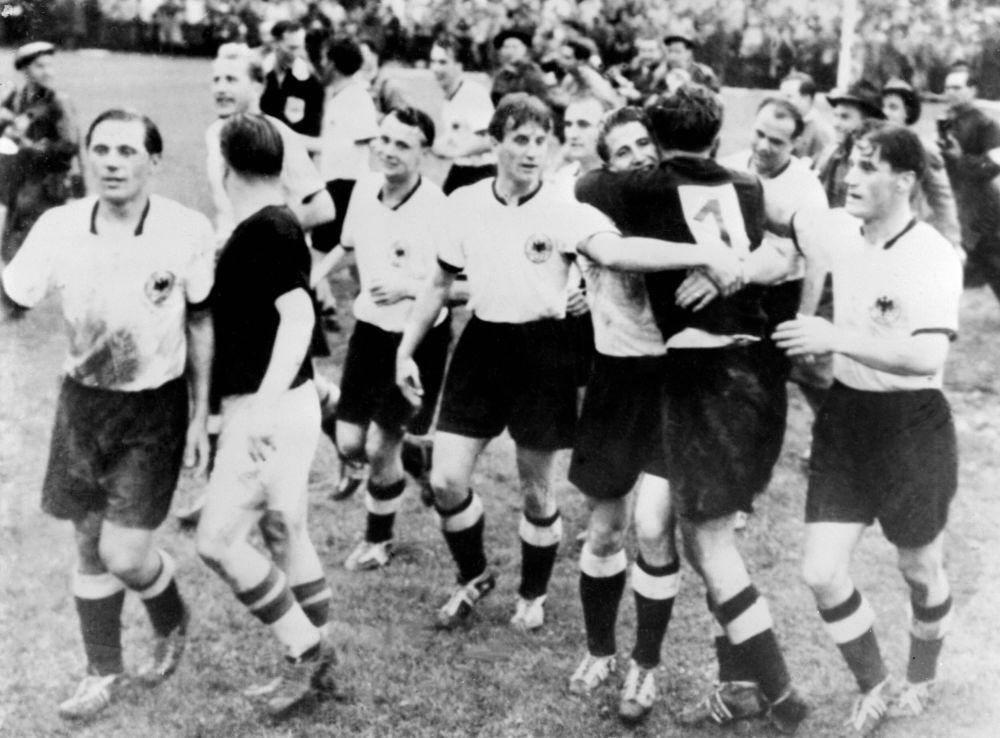آلمان – برنده جام جهانی ۱۹۵۴