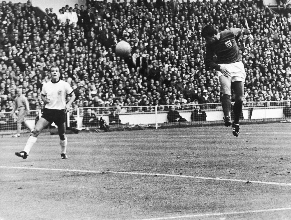 انگلستان – برنده جام جهانی ۱۹۶۶