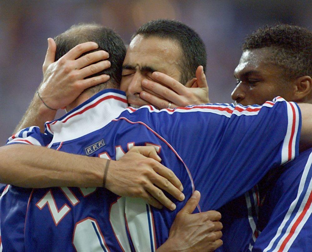 فرانسه – برنده جام جهانی ۱۹۹۸