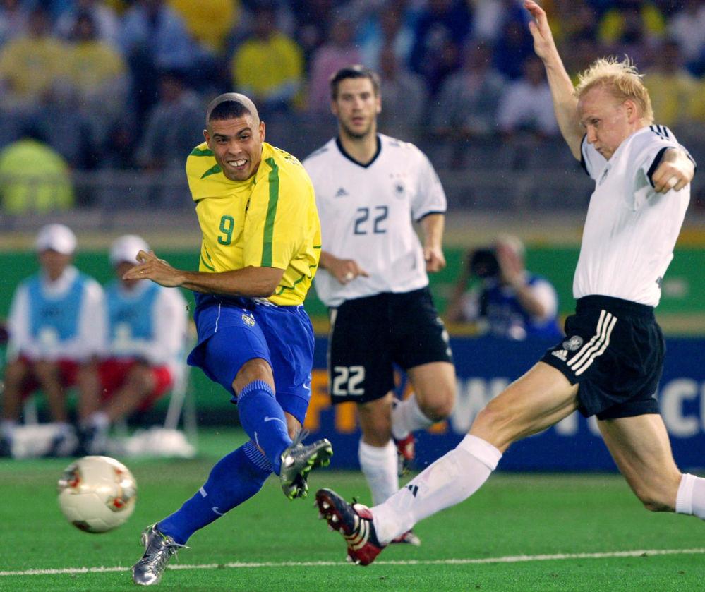 برازیل – برنده جام جهانی ۲۰۰۲