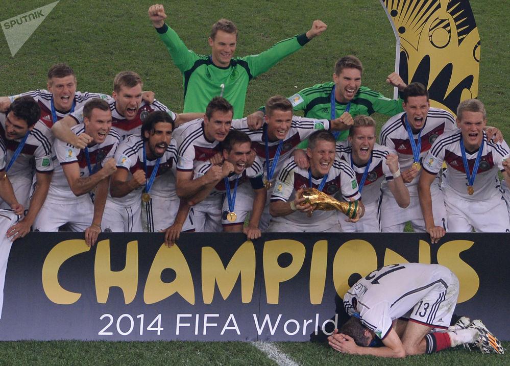 آلمان – برنده جام جهانی ۲۰۱۴