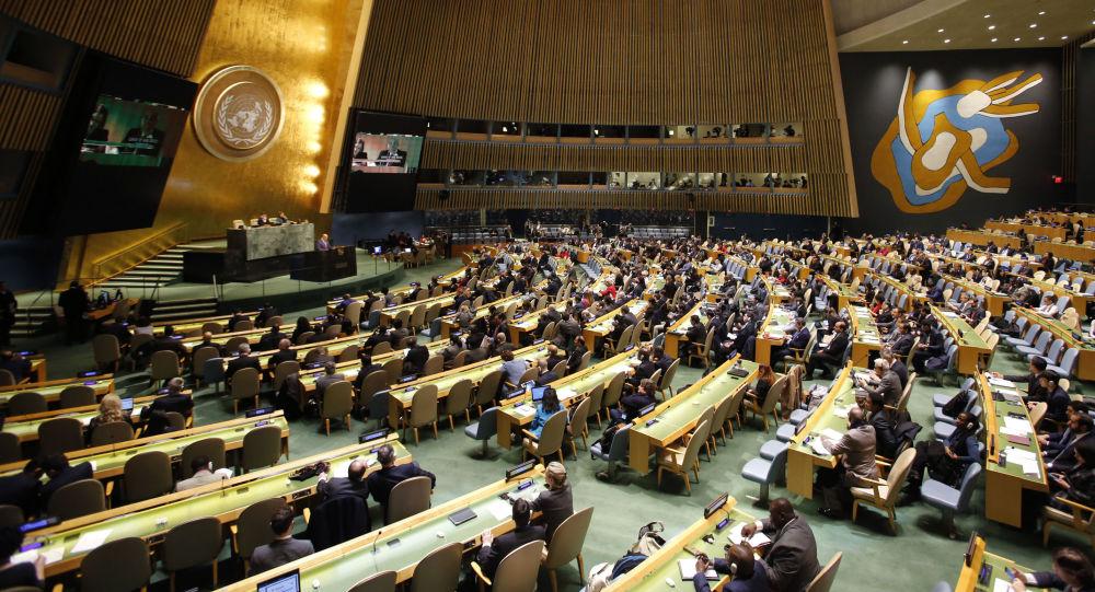 سازمان ملل متحد ایران را تهدید کرد