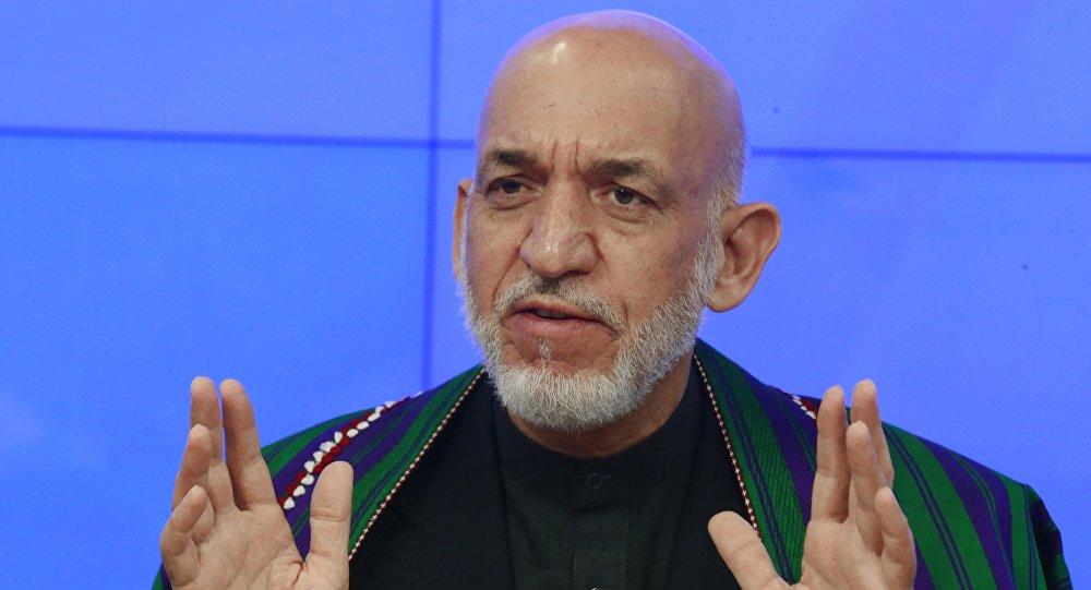 کرزی به روزنامه تایمز: به افغانستان نیازی داریم که از همه اقوام باشد