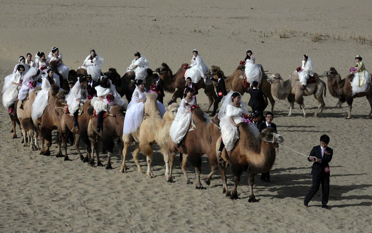 اردوگاه تربیه مجدد برای اویغوران در چین