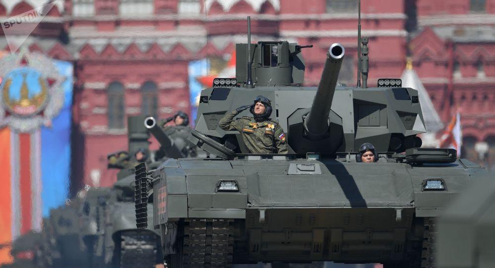 مقایسه تانک آرماتا روسی با آبرامز امریکایی