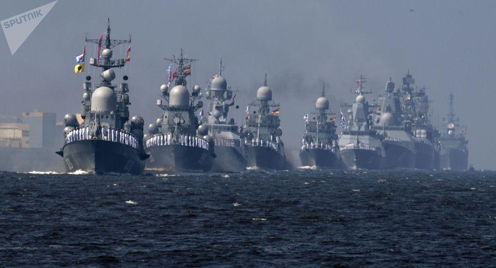 قوای بحری روسیه
