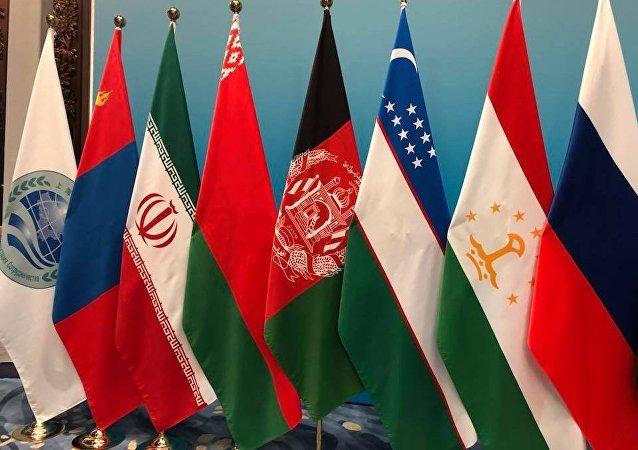 افغانستان خواستار کسب عضویت کامل سازمان همکاری شانگهای شد
