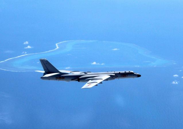 تمرینات بزرگ چین برای جنگ با آمریکا بر سر تایوان