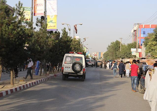 وقوع انفجار در شهر کابل