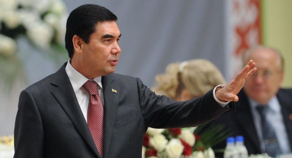 رئیس جمهور ترکمنستان
