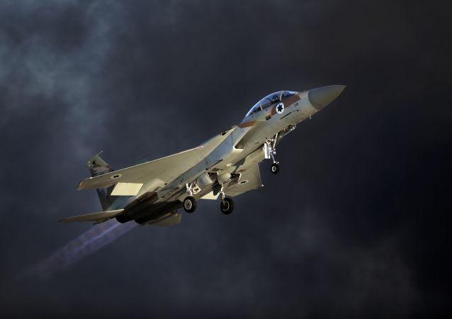 نقض حریم هوایی لبنان توسط اسرائیل