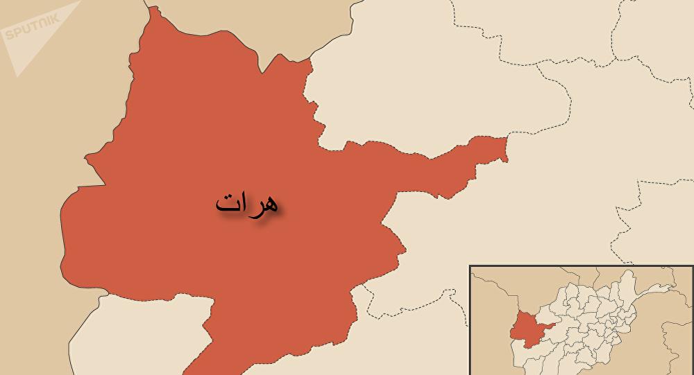 وقوع دو انفجار پی در پی در شهر هرات