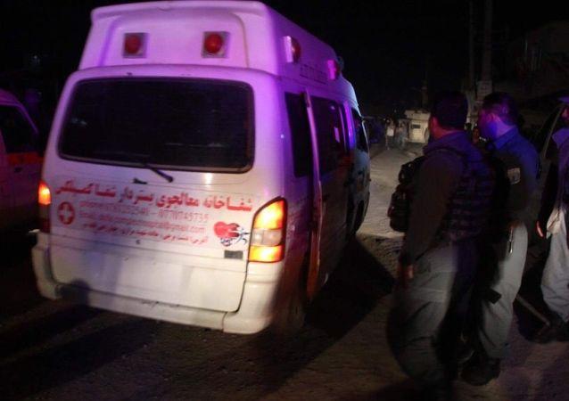 انفجار بمب در ولایت خوست 15 کشته و زخمی برجای گذاشت