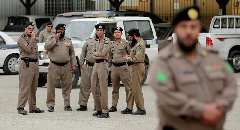 پولیس عربستان سعودی