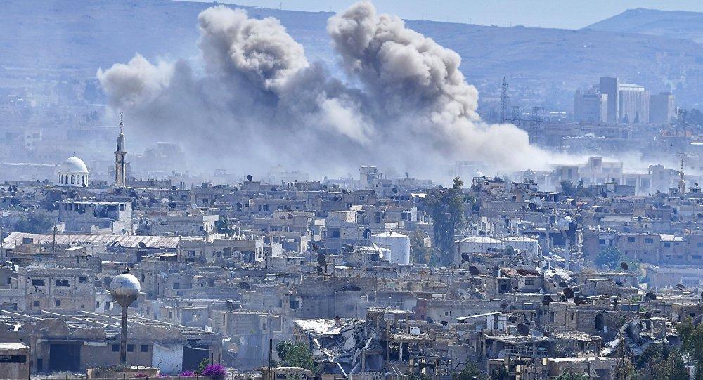 روسیه بیش از یک میلیارد دالر برای کمک به سوریه اختصاص داد