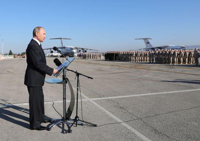 امریکا به کدام دلیل روسیه را از سوریه بیرون نمی تواند